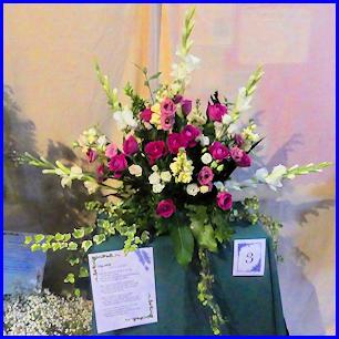 St Lawrence Flower Festival 2019